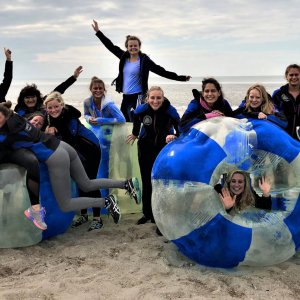 Bubbleball - Bubbelbal - Bubbelvoetbal - Huren