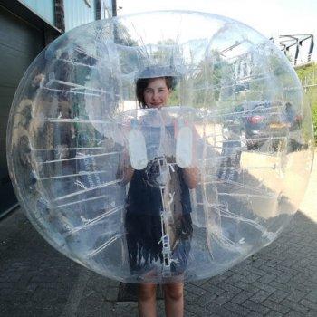 Bubbleball met kijkgat